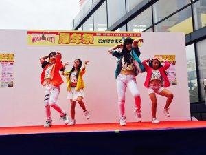ナムコワンダーシティ 周年祭