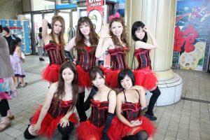 火の国ダンススプラッシュ2011