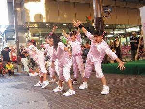 健軍商店街 夏祭り