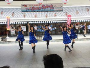 火の国ダンススプラッシュ2016