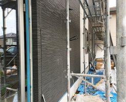 建設中-外壁