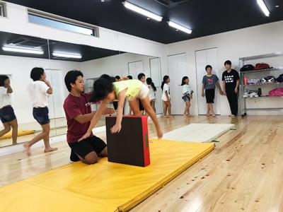 体操クラス