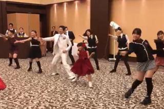 余興ダンス 披露宴